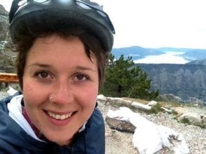 Cat's bike touring blog from Montenegro