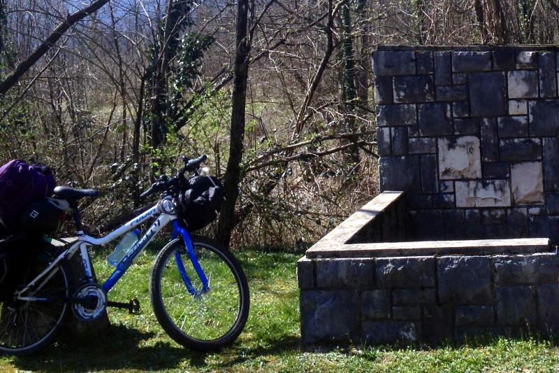 Biking with trolls