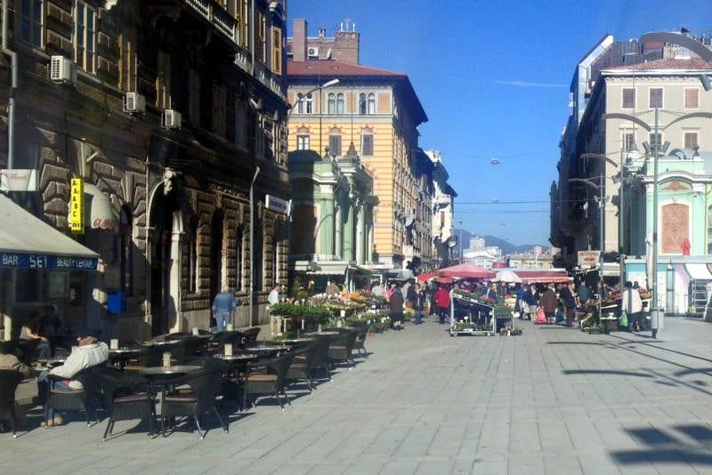 Rijeka center