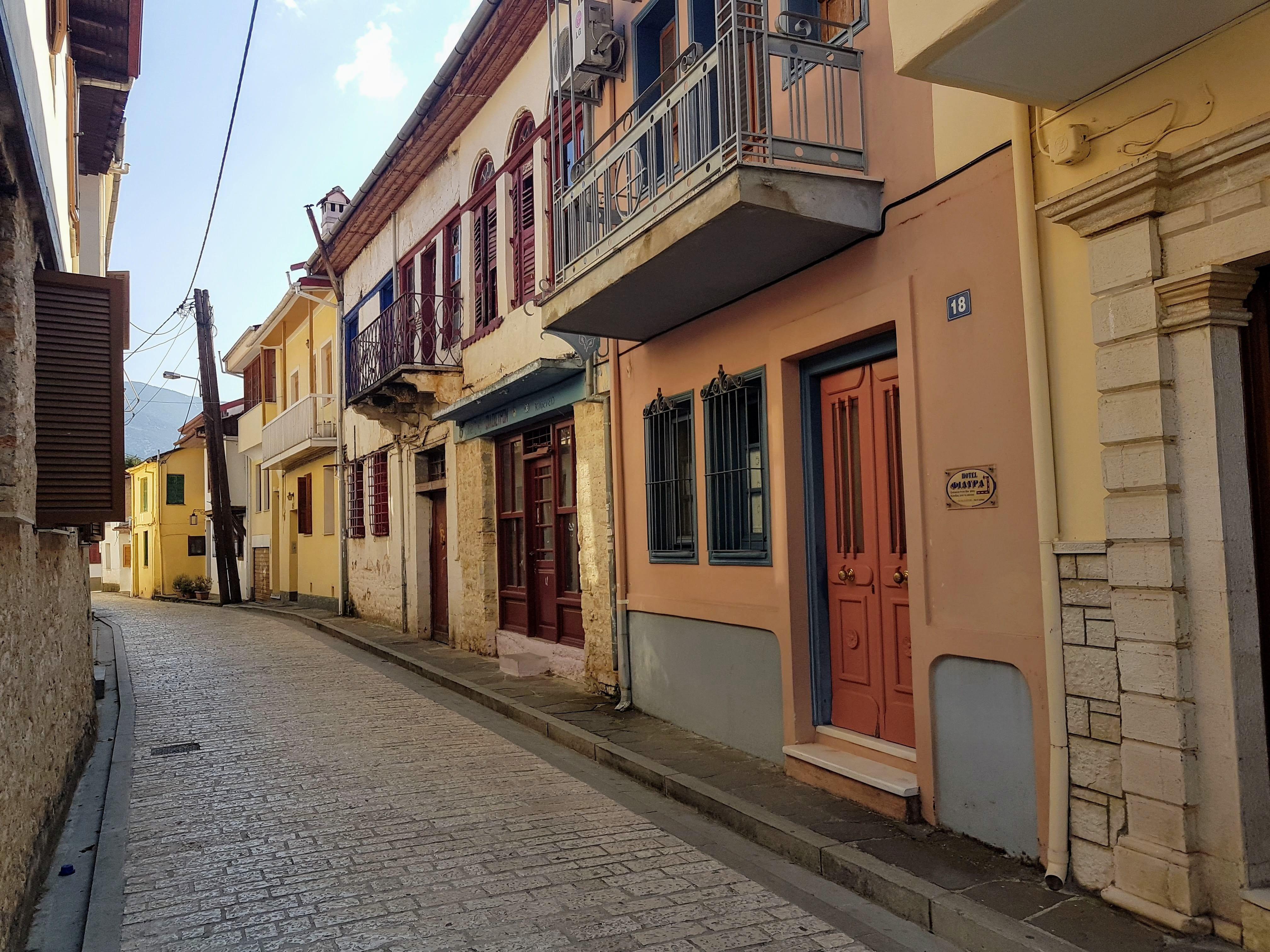 Ioannina in Greece