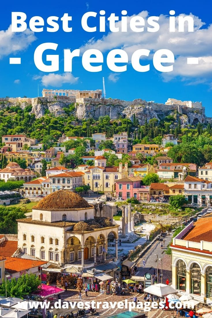 Best cities in Greece to visit