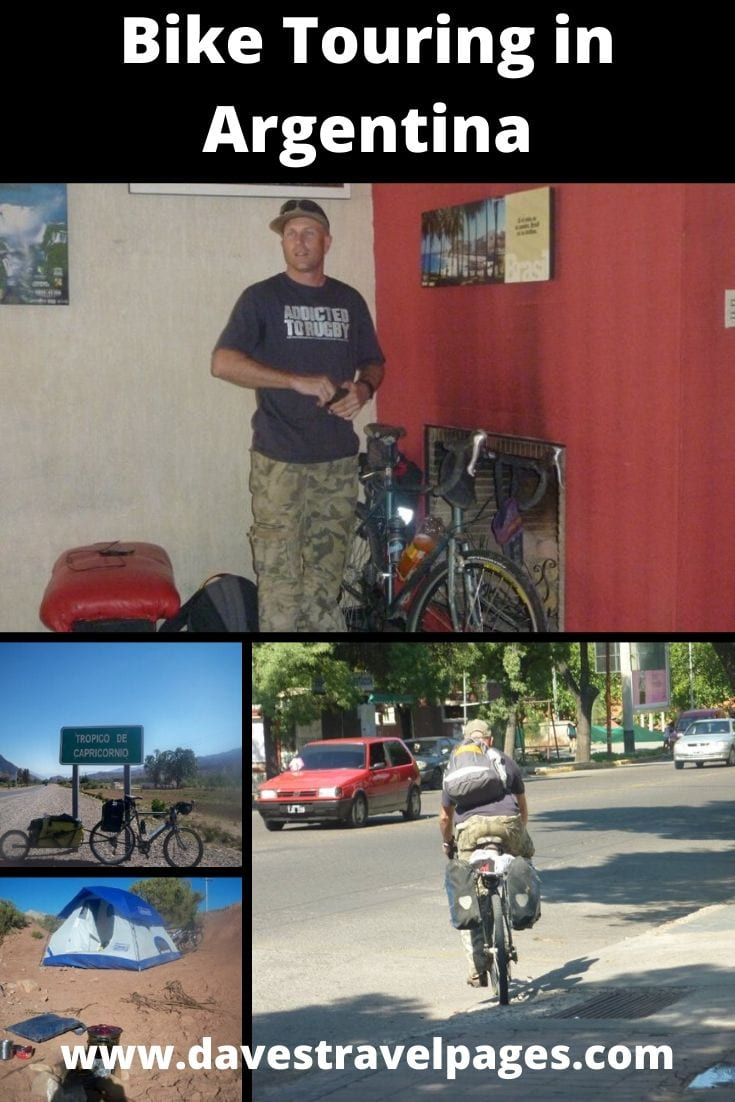 Bike Touring in Argentina