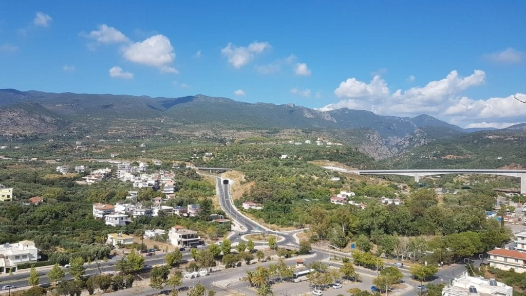 How to get from Athens to Kalamata by Bus, Car, Plane