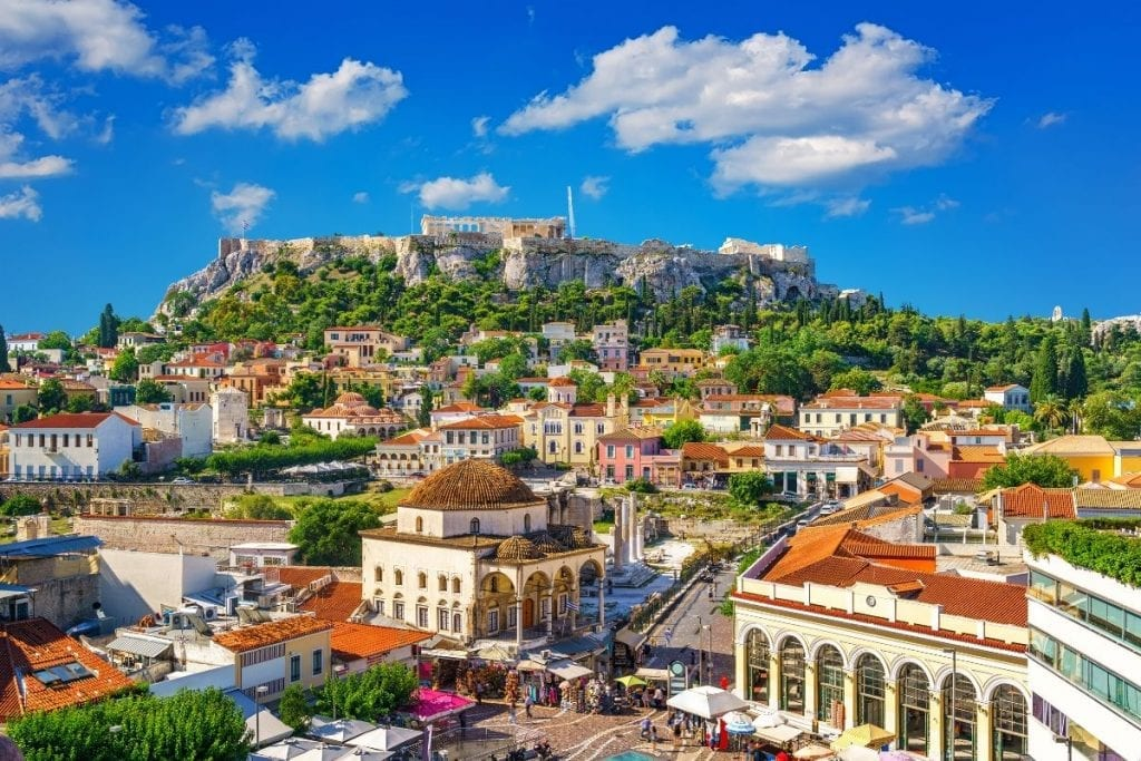 Best cities in Greece to visit on vacation | Greek Travel Guide