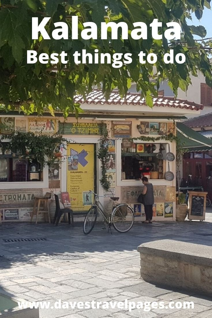Best things to do in Kalamata Greece