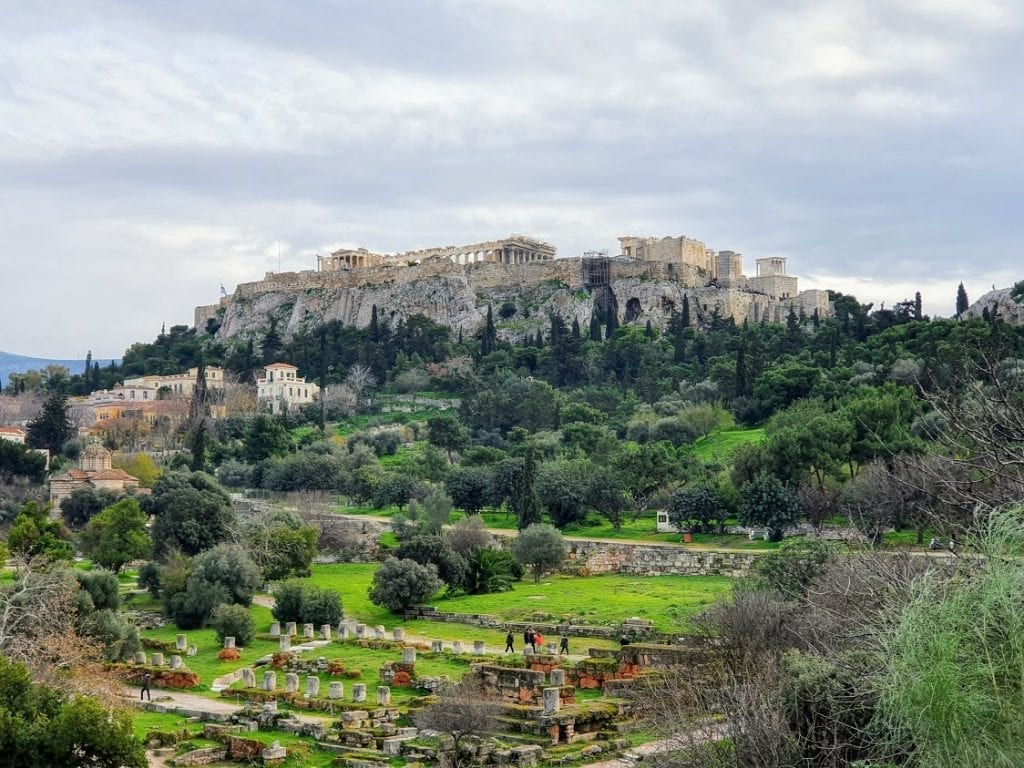 How to get from Athens to other parts of Greece