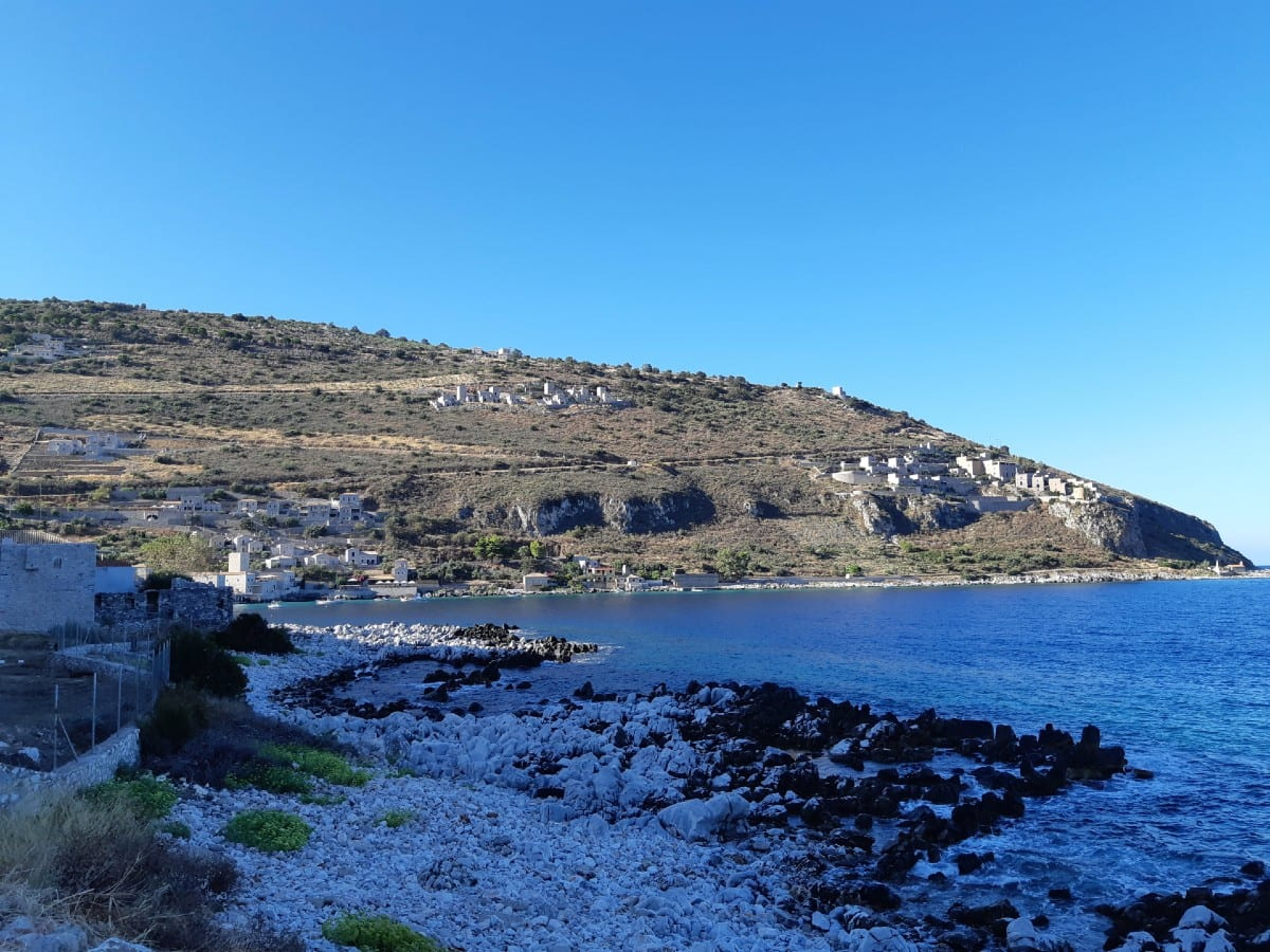 Beach close to Areopoli
