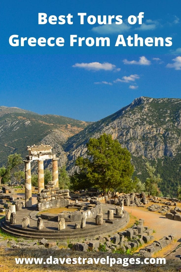 Best Tours of Greece from Athens