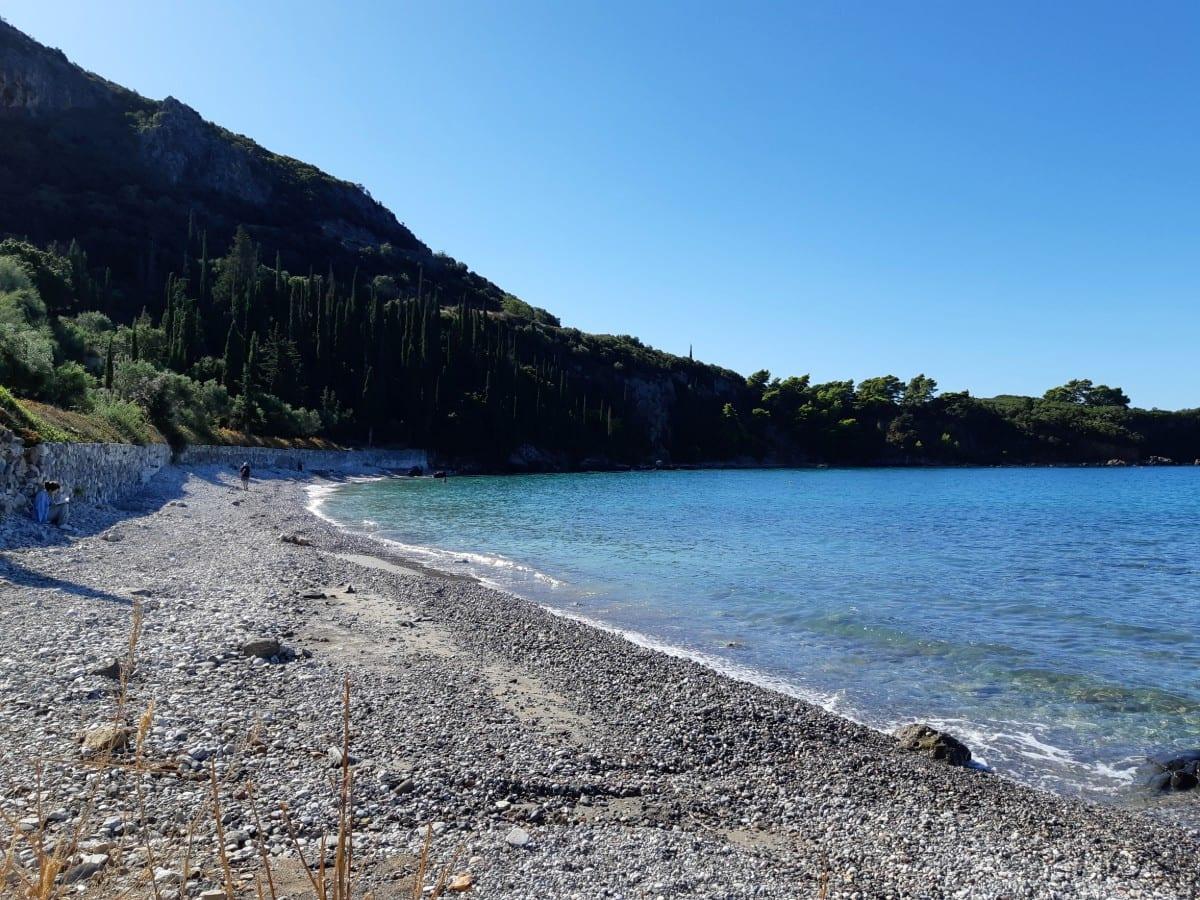 Kalamitsi Beach near Karadmyli