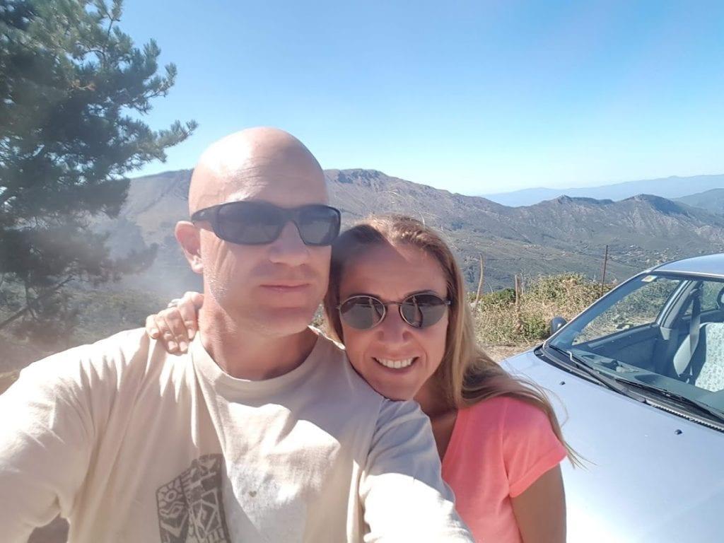 Peloponnese road trip in Mani Greece