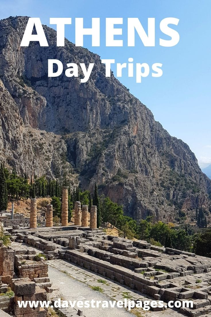 Athens Day Trips - A guide to the best day trips from Athens