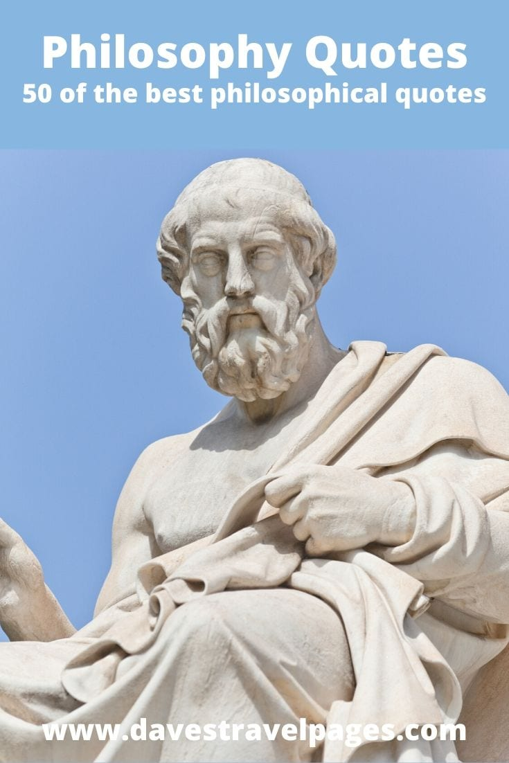 Philosophy Quotes from Ancient Greece to Modern Times