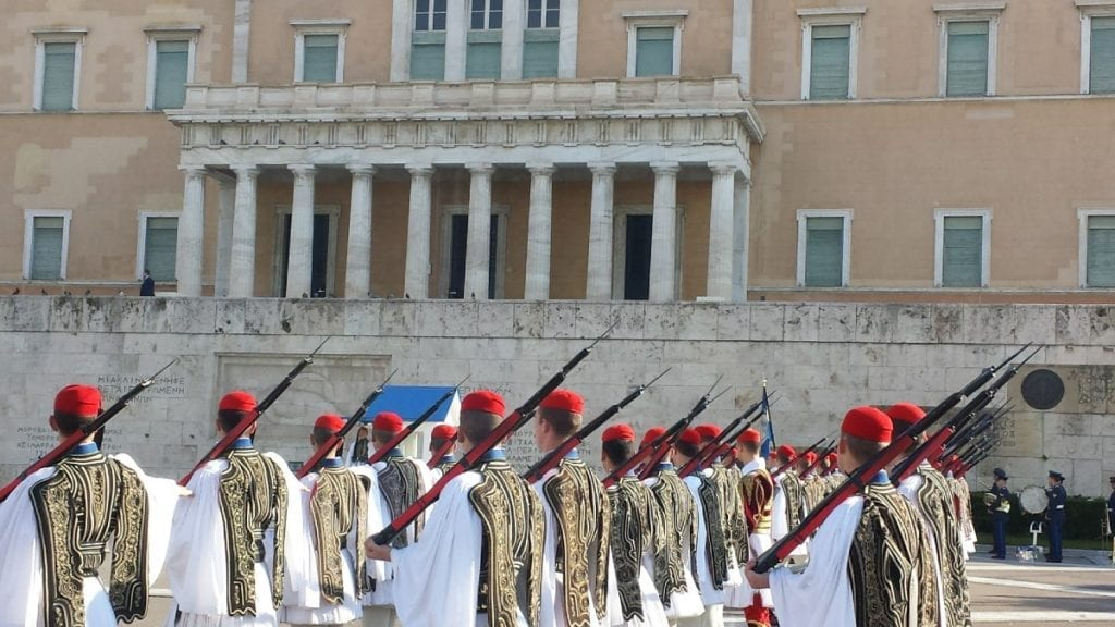 2 Weeks in Greece Itinerary: Athens – Santorini – Crete – Rhodes