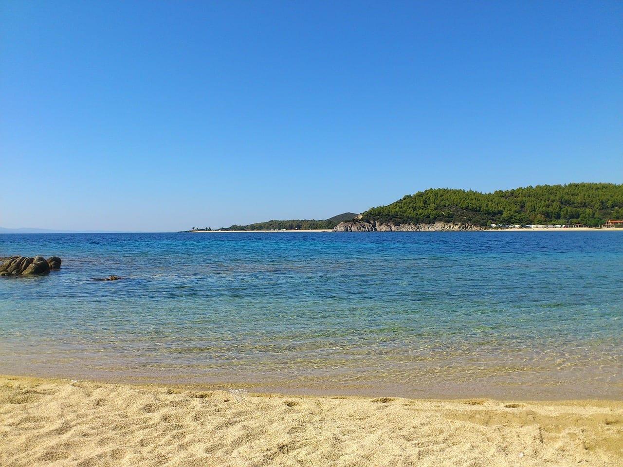 Halkidiki in Greece