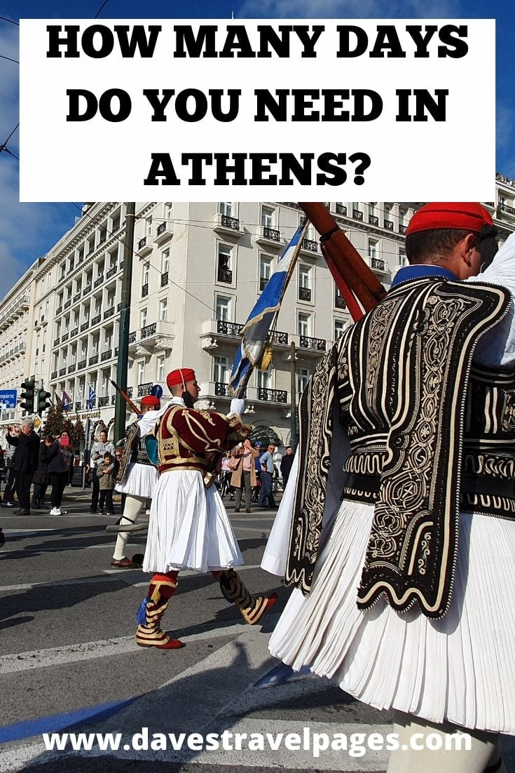 How Many Days In Athens Greece? Here's my insider's guide.