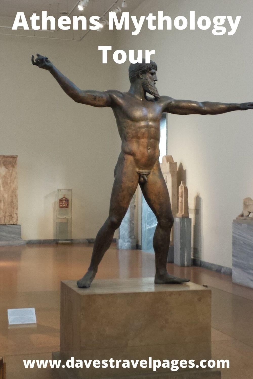 Athens Mythology Tour - Greek Mythology Tours in Athens