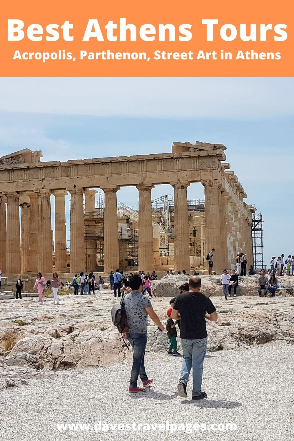 Best Athens tours of the Acropolis, ancient sites, street art and more