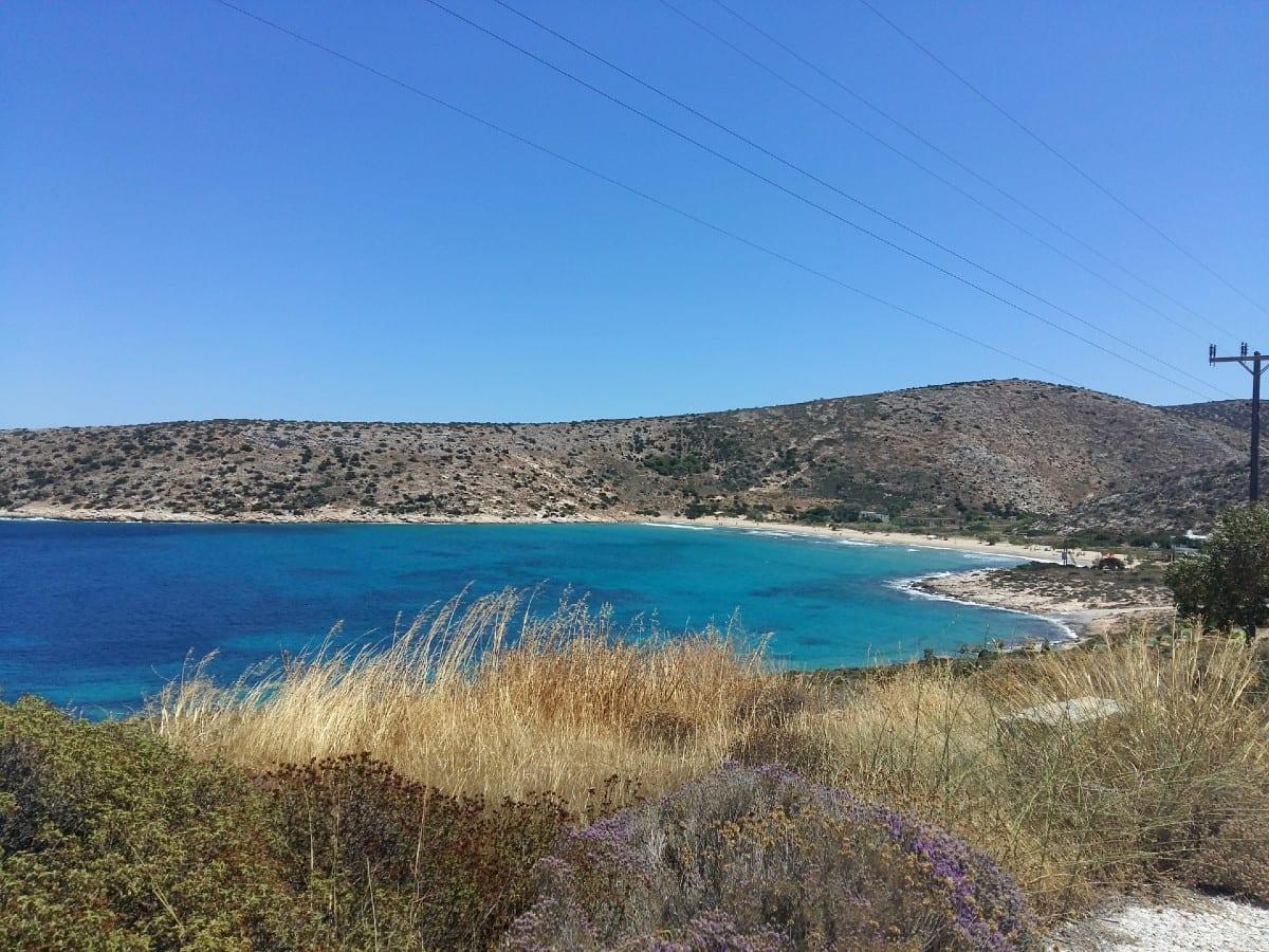 Iraklia Beach