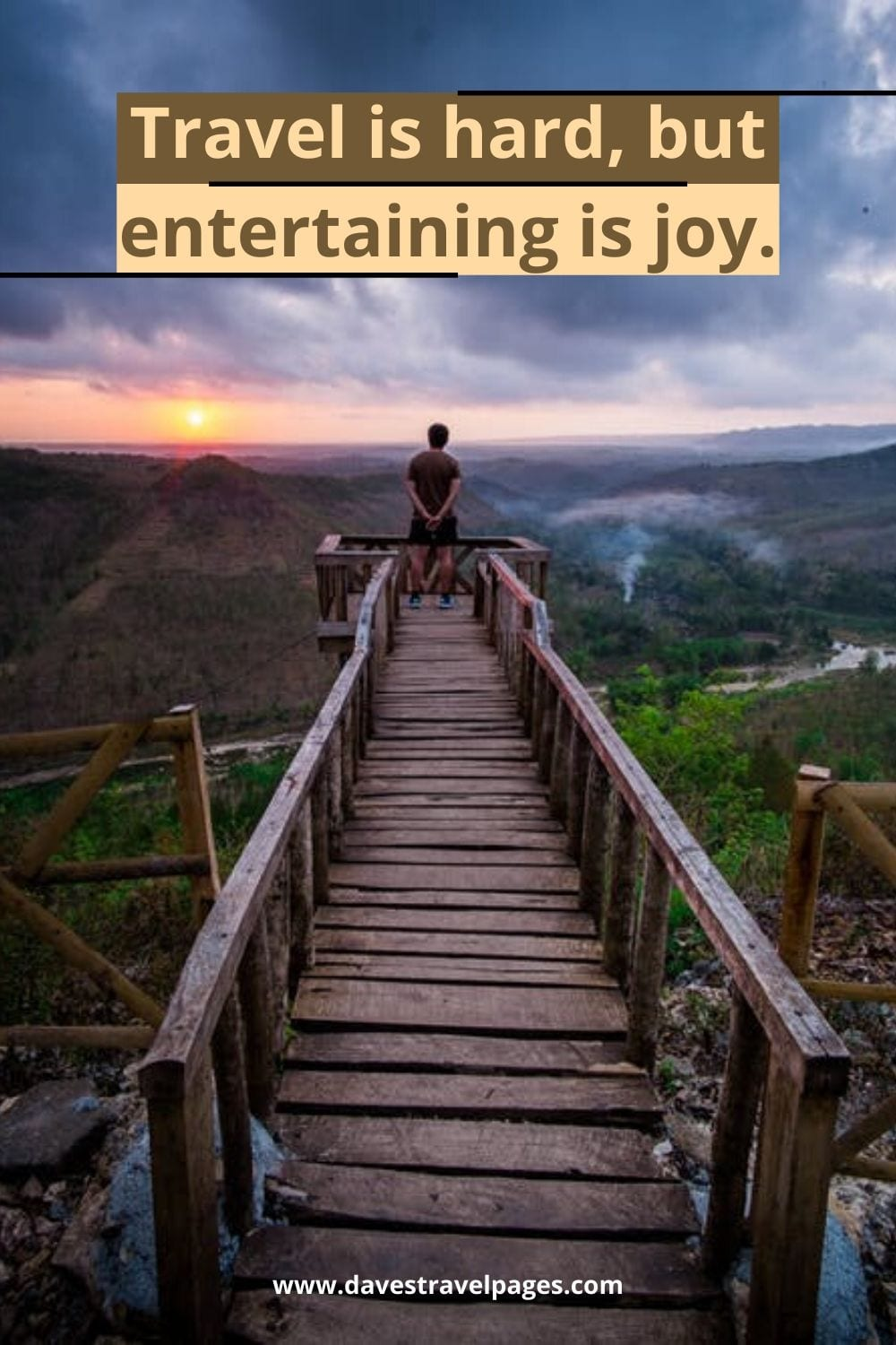 Thoughts about traveling: Travel is hard, but entertaining is joy. Debbie Reynolds