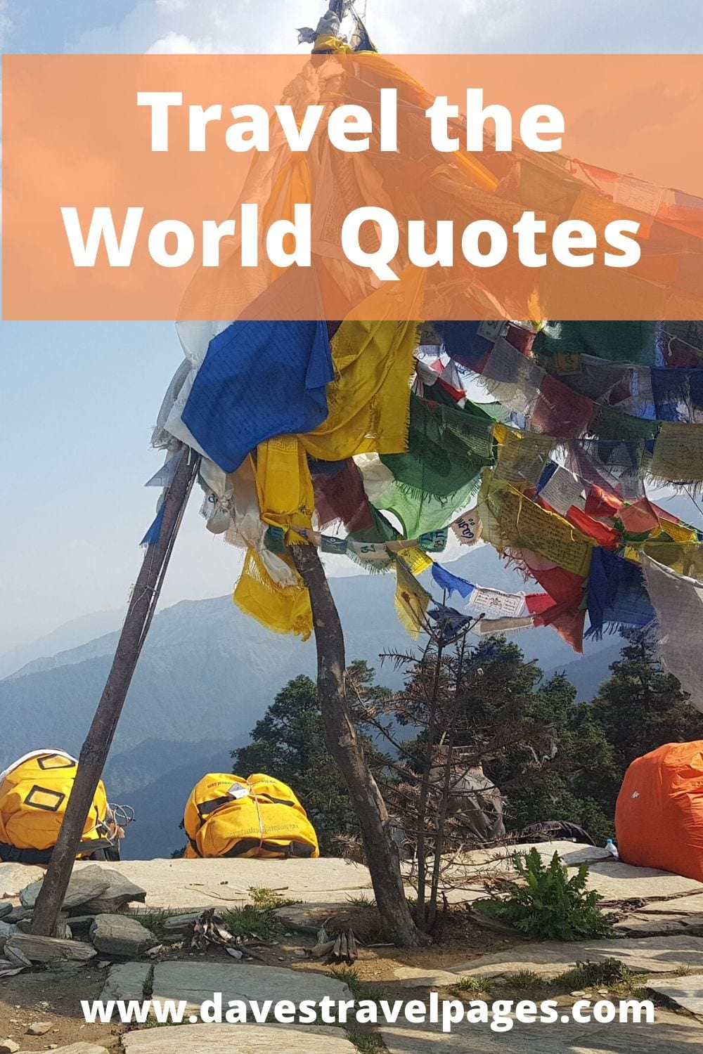 Top 50 Travel the World quotes