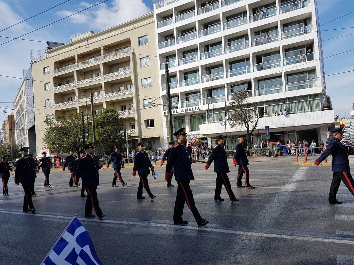 Oxi Day Parades in Athens