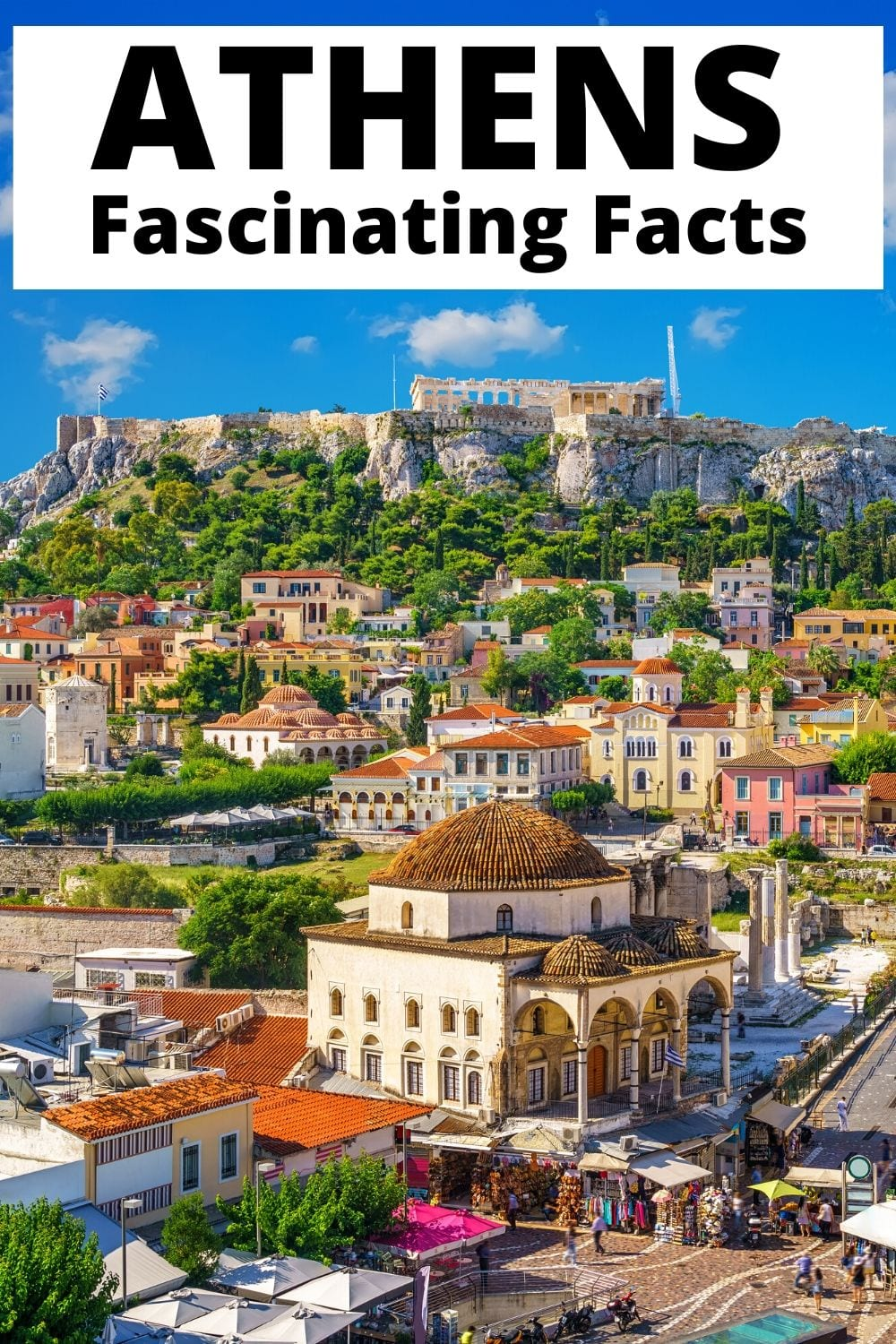 Athens in Greece is one of the world's oldest cities with a rich cultural heritage. Here's a collection of interesting facts about Athens you may not know
