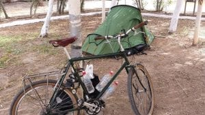A guide to rear racks for bike touring
