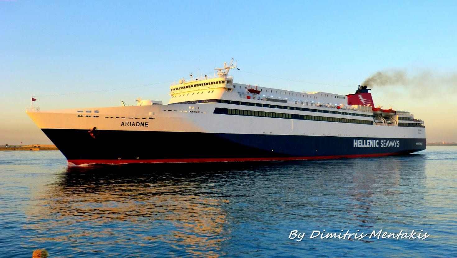 Hellenic Seaways Boat - Ariadne