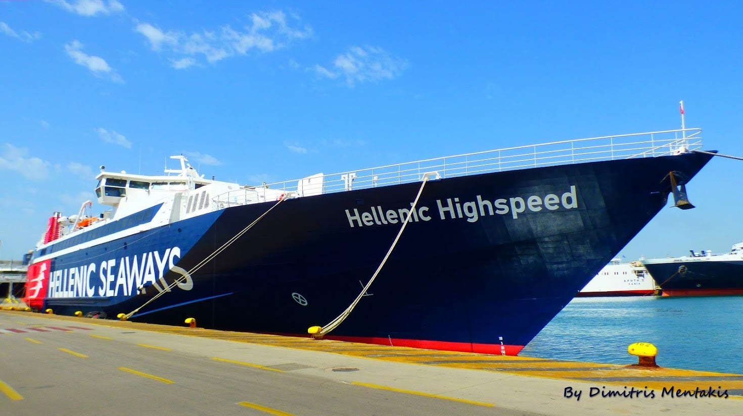Hellenic Seaways Highspeed Ferry