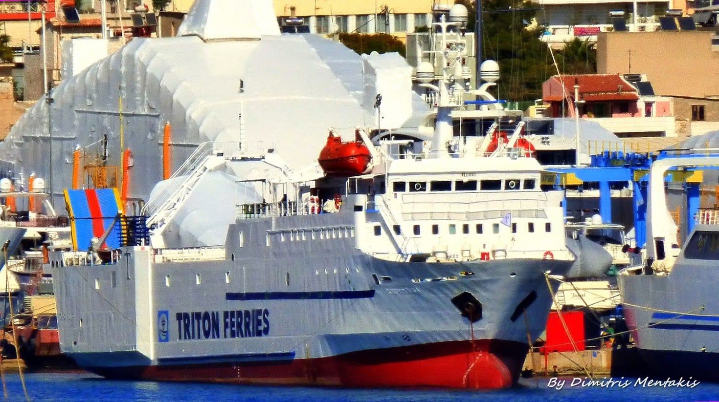 Triton Ferries Greece