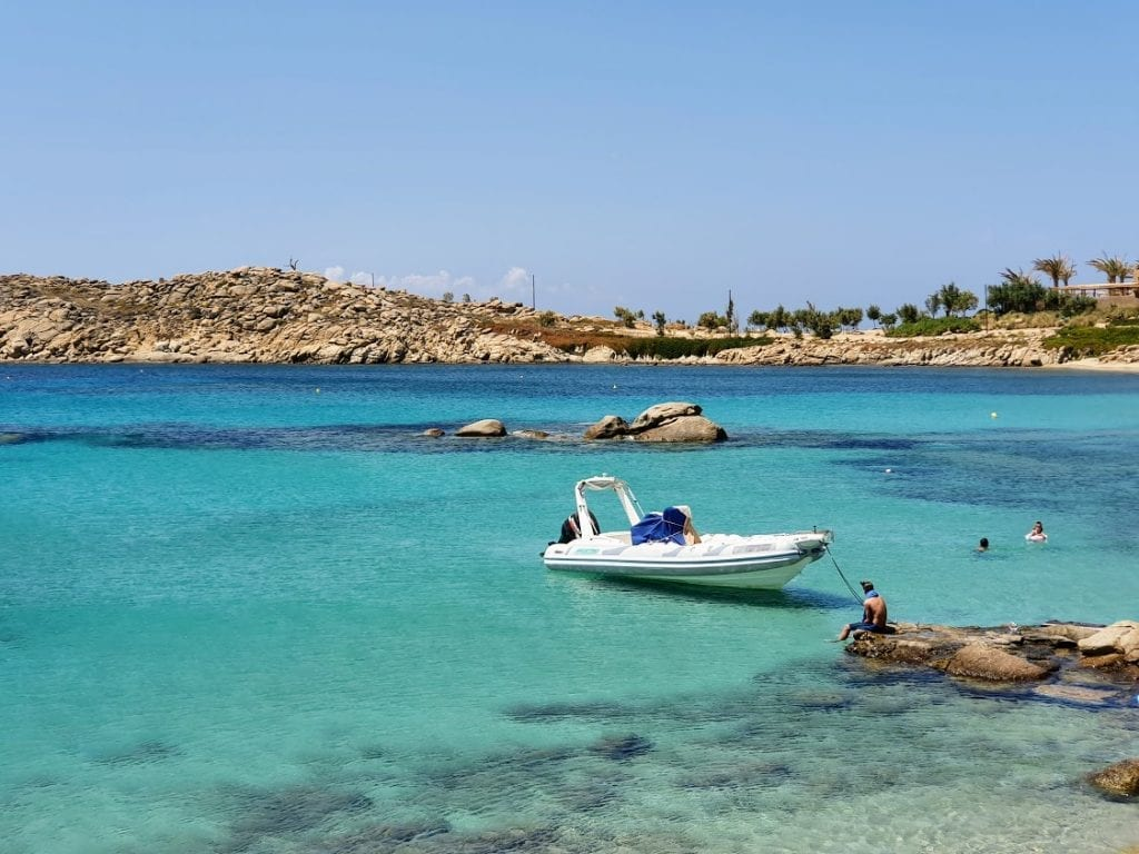 A guide to the best Mykonos beaches