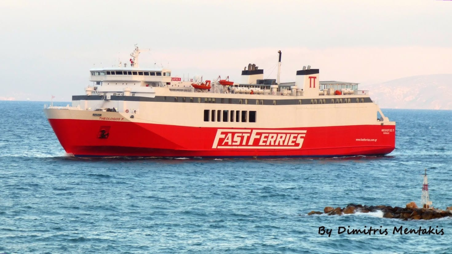 Fastferries Theologos