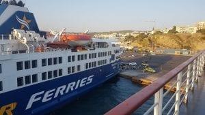 Greece ferry companies