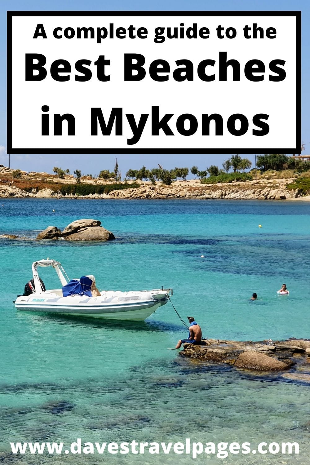 A complete guide to the best beaches in Mykonos Greece
