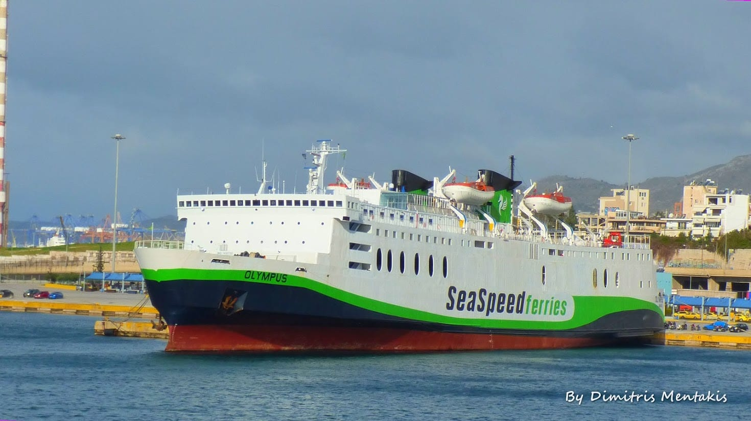 Seaspeed Olympus Ferry