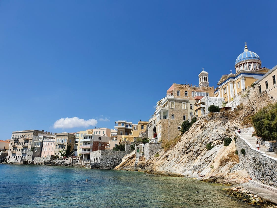 A guide to the best things to do in Syros Greece