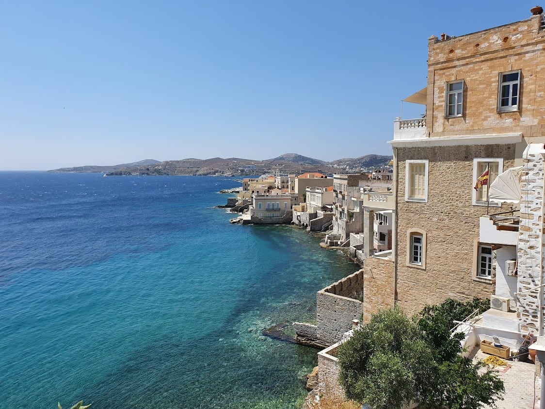 A guide on what to do in the island of Syros