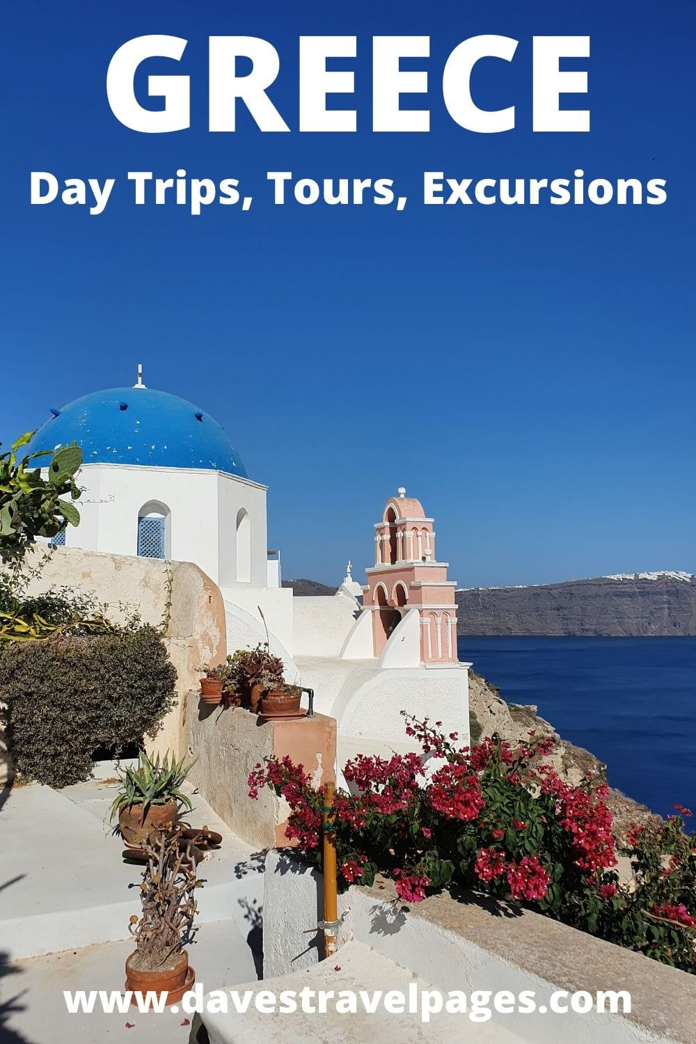 Greece Day Trips, Tours and Excursions