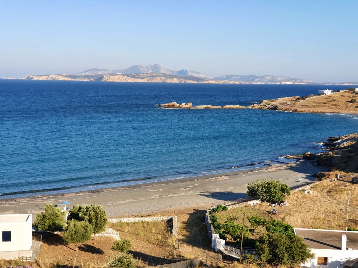 Another Naxos Beach - possibly Klido