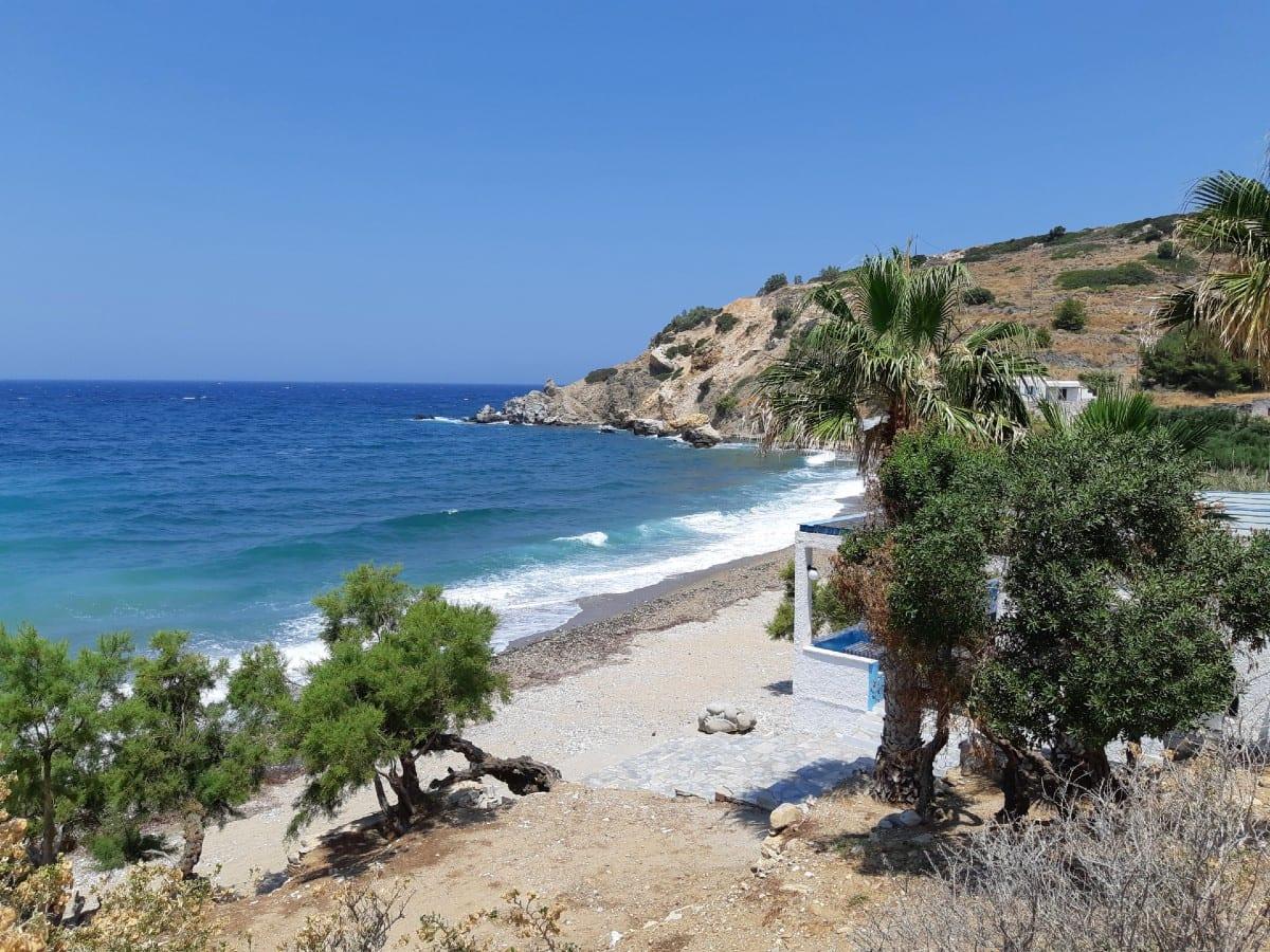 Abram Beach Naxos
