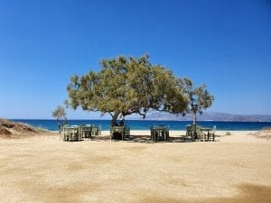 A guide to the best beaches in Naxos Greece
