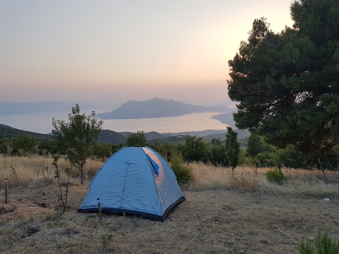 Essentials for Wild Camping Guide