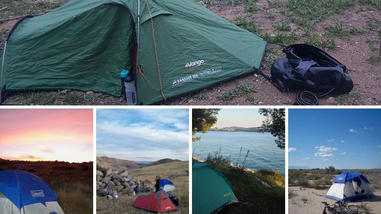 Wild Camping Essentials - A beginner's guide