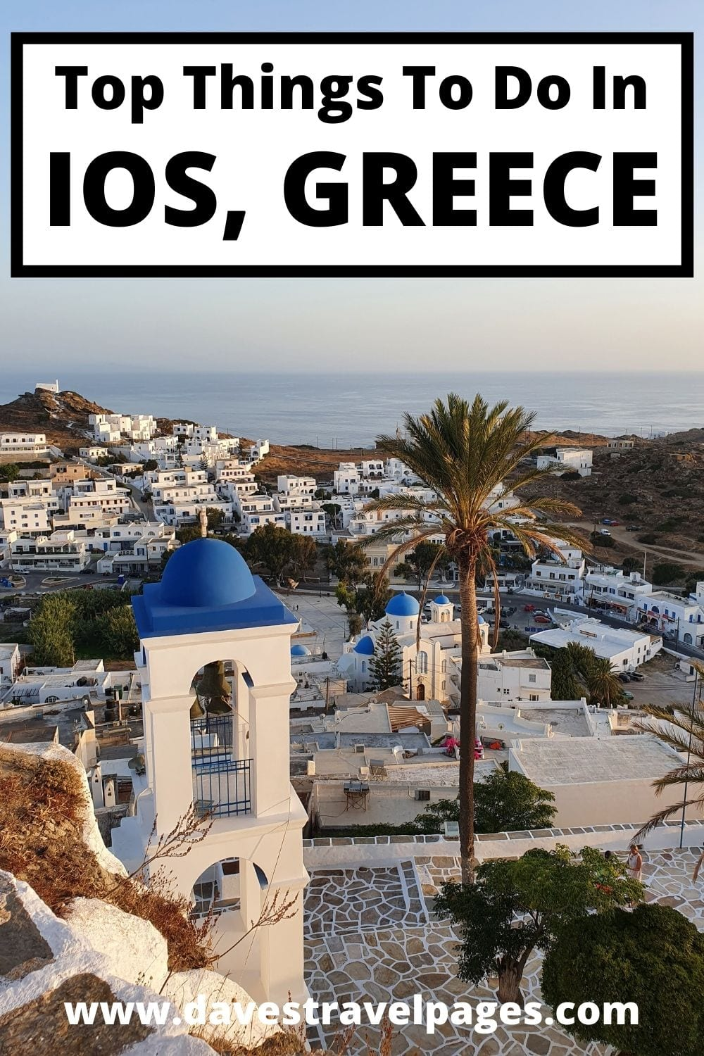 Top things to do in Ios island Greece