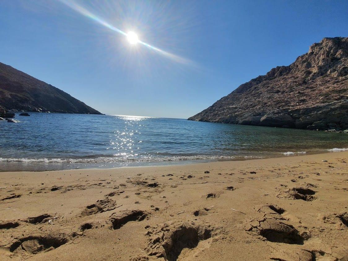 Loretzaina Beach of Ios