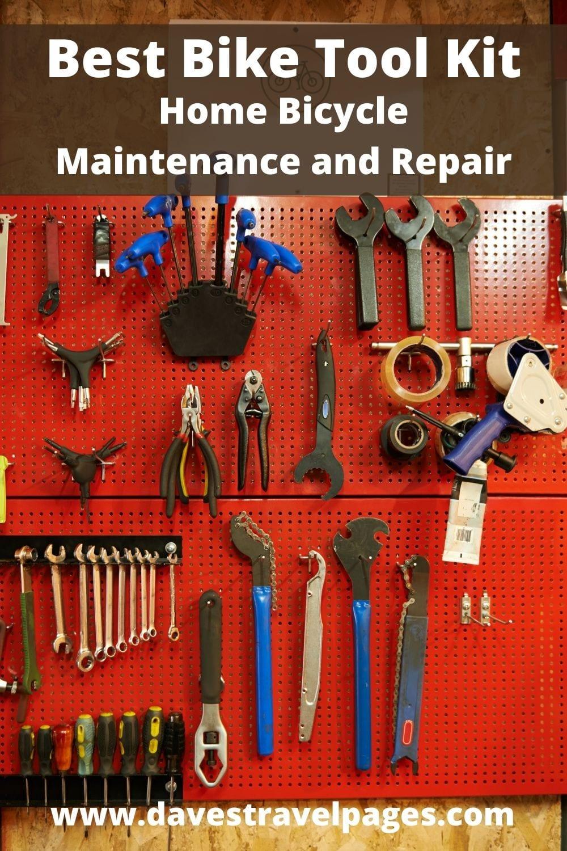 Best Bike Tool Kit for Bicycle Maintenance and Repair