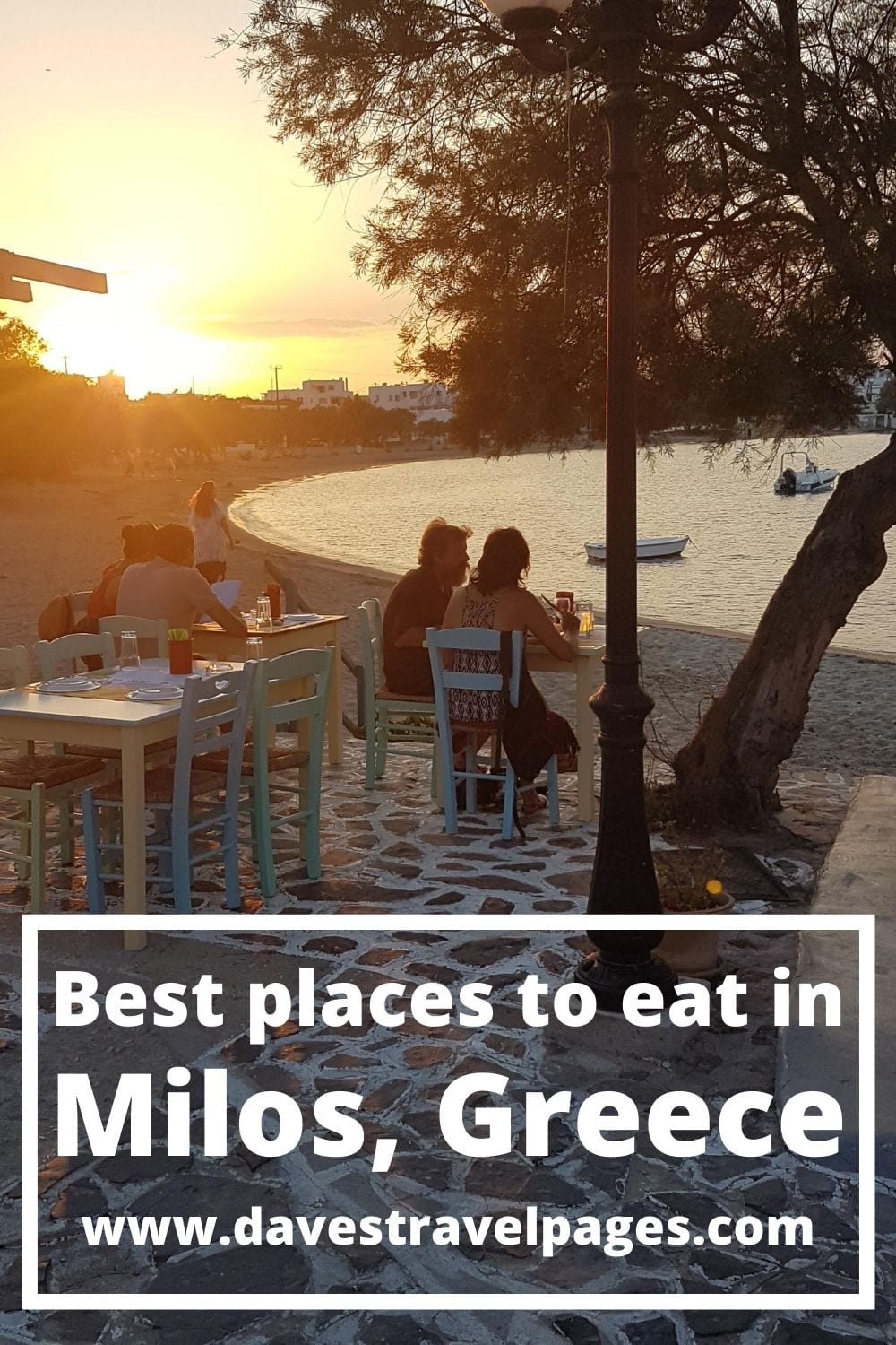 A guide to the best places to eat in Milos Greece