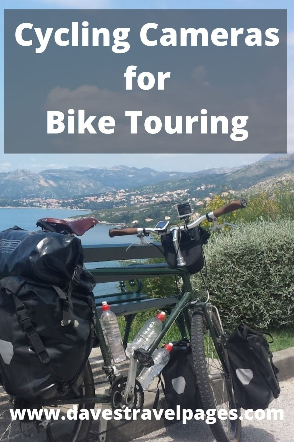 Best cycling cameras for bike touring