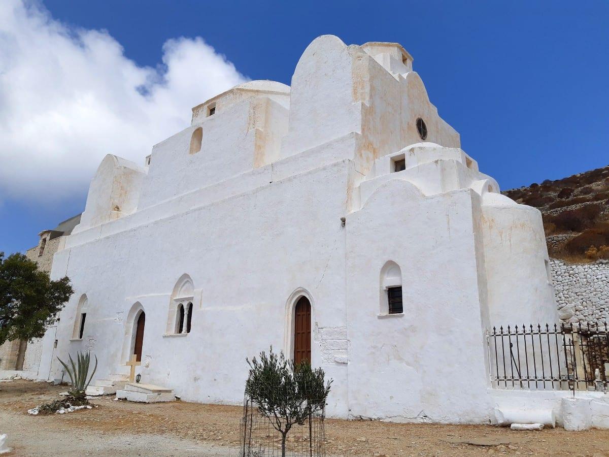 Panagia Church of Folegandros