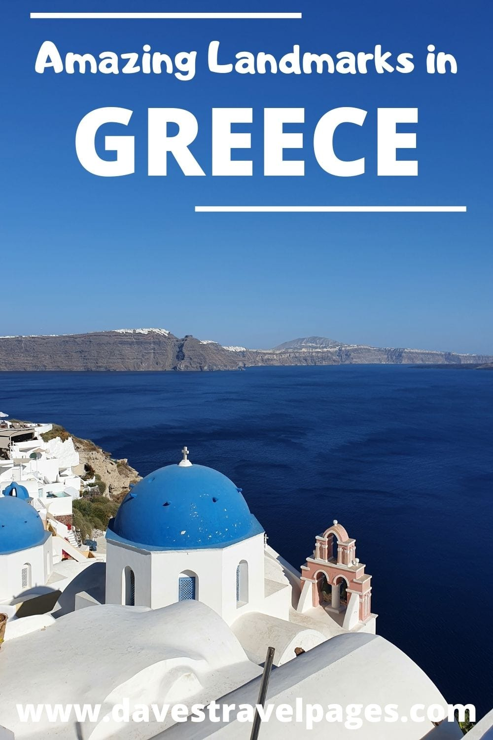 34 Amazing landmarks in Greece you need to see once in your life